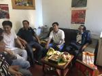 长沙市社会禁毒协会对天心区戒毒人员节前慰问